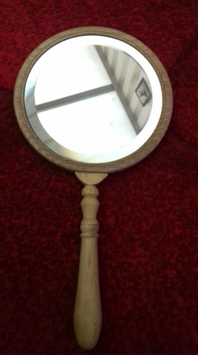 bevel edged mirror insert