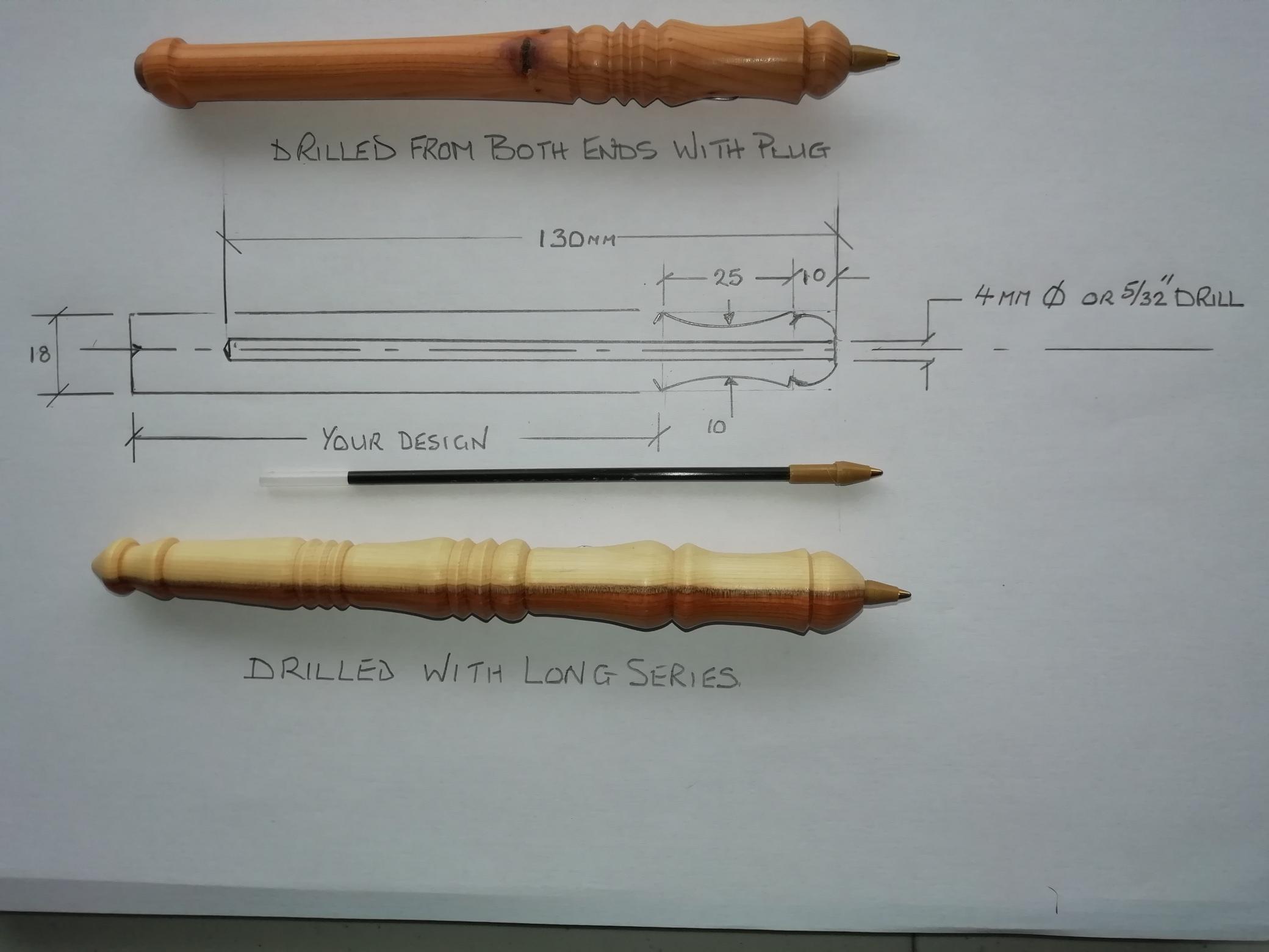 Arthritic pen