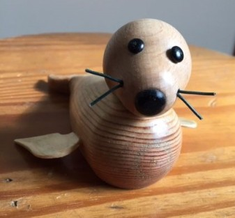 Sammy the Seal finished
